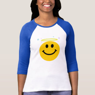 Angel Smiley face T-Shirt