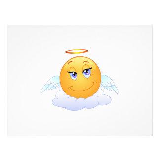 Angel smiley flyer