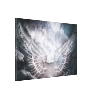 Angel Song Canvas Prints