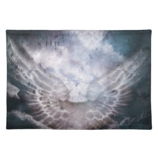 Angel Song Cloth Placemat