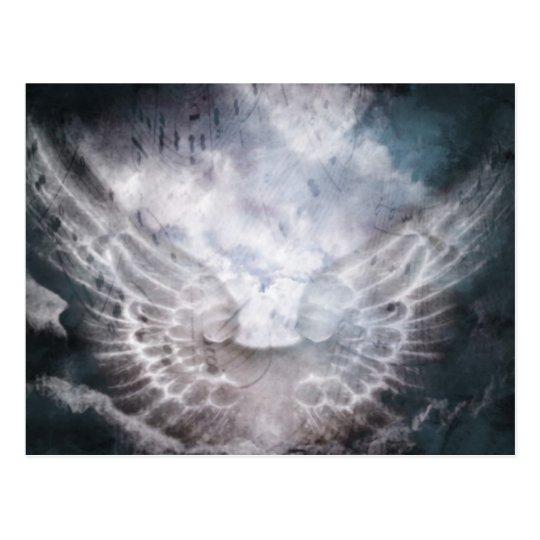 Angel Song Postcard