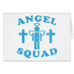 Angel Squad 2 Greeting Cards