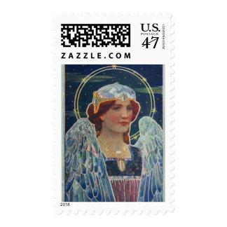 Angel stamp