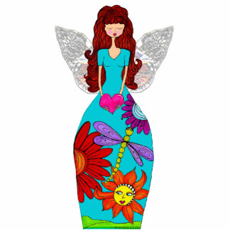 Angel Stand up Cut Outs