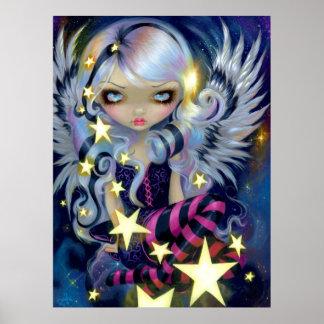 Angel Starlight ART PRINT Jasmine Becket-Griffith