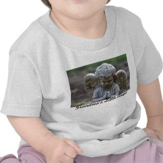 angel statue, Grandma's Little Angel T Shirts