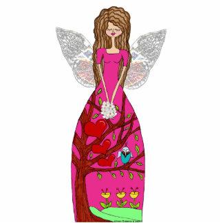 Angel Statue Photo Cutout