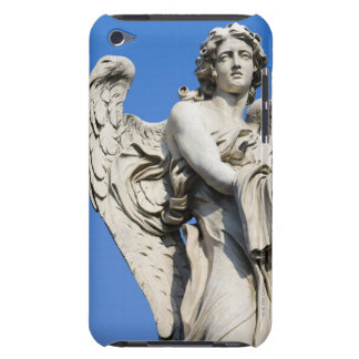 Angel statue, Ponte Sant'Angelo, Rome, Italy iPod Touch Covers
