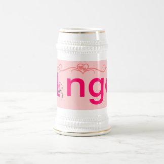 angel stein coffee mug