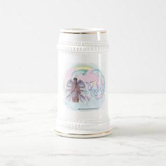 Angel - Stein Coffee Mugs