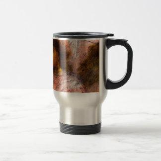 angel study f5. travel mug
