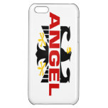 Angel Surname iPhone 5C Cover