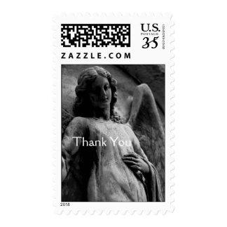 Angel - Sympathy Thank You Postage