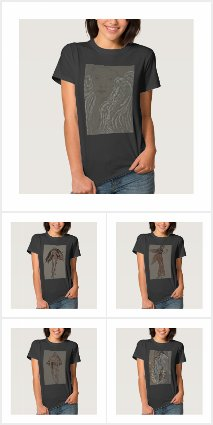 Angel T-Shirts & Apparel for Her