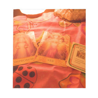 Angel Tarot Cards Notepad