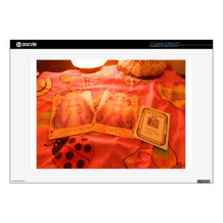 "Angel Tarot Cards Skin For 15"" Laptop"