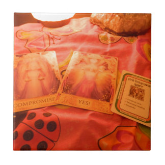 Angel Tarot Cards Tile