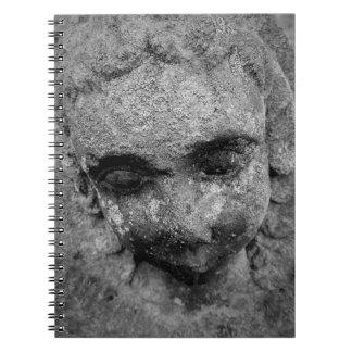 Angel Tears Notebook