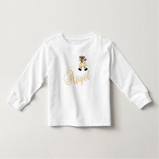 Angel Teddy Bear 6 Toddler T-shirt
