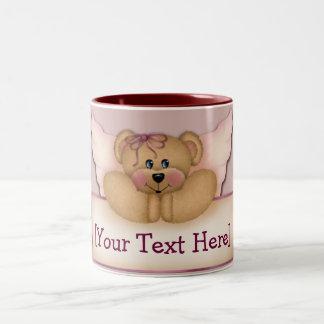 Angel Teddy Coffee Mug