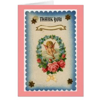 ANGEL THANK YOU card