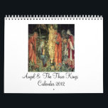 "Angel &amp; The Three Kings 2012 Calendar<br><div class=""desc"">The Angel &amp; The Three Kings 2012 Calendar</div>"
