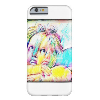 Angel thoughts barely there iPhone 6 case