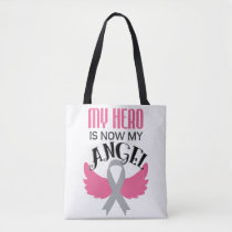 Angel Tote Cancer Awareness