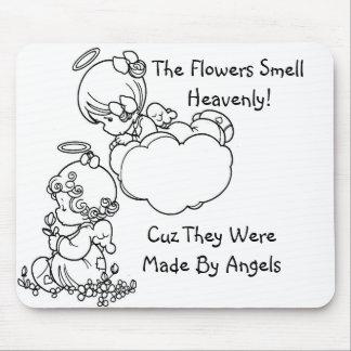 Angel Tots - Designer Mousepad