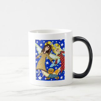 Angel Trio Magic Mug