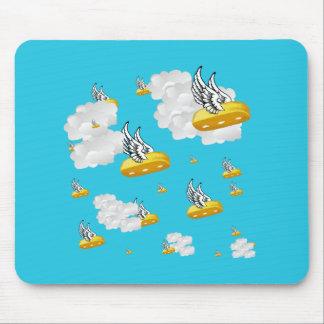 Angel Twinkies Mouse Pad