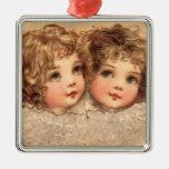 Angel Twins - Ornament