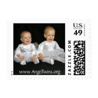 Angel Twins Postage
