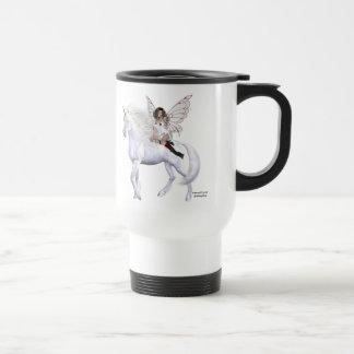 Angel Unicorn Beauties 7 Coffee Mug