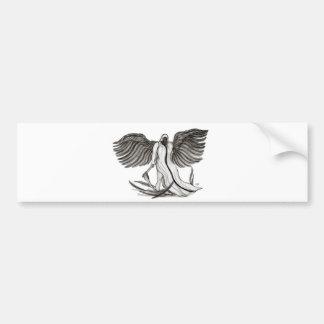 Angel Uriel Bumper Sticker