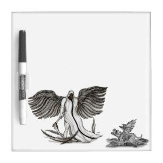 Angel Uriel Dry-Erase Board