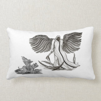 Angel Uriel Lumbar Pillow