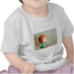 Ángel verde III Camisetas