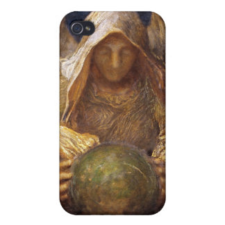 Angel - Vintage Fine Art  Cover For iPhone 4