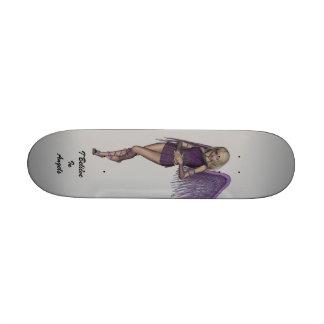 Angel Violet Charms Skateboard