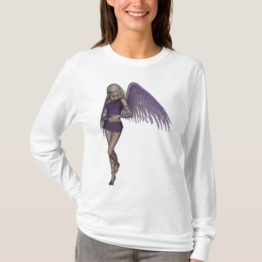 Angel Violet Charms T-Shirt