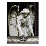 Angel Visit Postcard