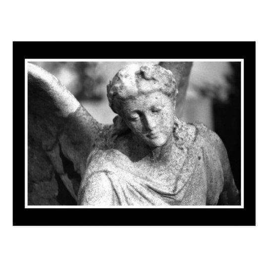 Angel Visits (postcard) Postcard