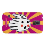 Hand shaped Angel Voice Galaxy S5 Case