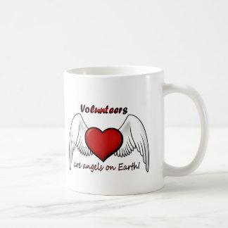 Angel Volunteers Coffee Mug