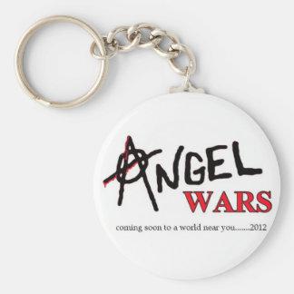 Angel Wars 2012 Keychain
