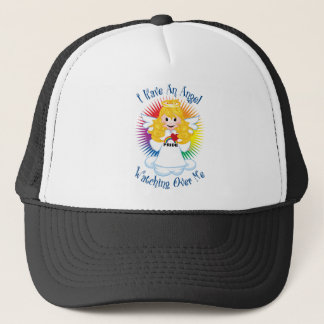Angel Watching Over Me LGBTQ Trucker Hat
