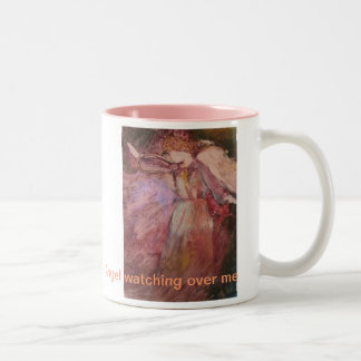 """Angel Watching Over Me"" Mug"