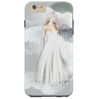 Angel WATCHING Tough iPhone 6 Plus Case