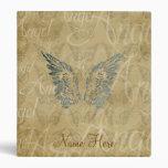 Angel Wing Binder